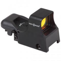 Коллиматорный прицел Sightmark Ultra Shot Reflex Sight быстросъемный 4 типа MOA (SM14000)
