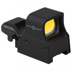 Коллиматорный прицел Sightmark Ultra Dual Shot Pro Spec NV быстросъемный с ЛЦУ (SM14003)