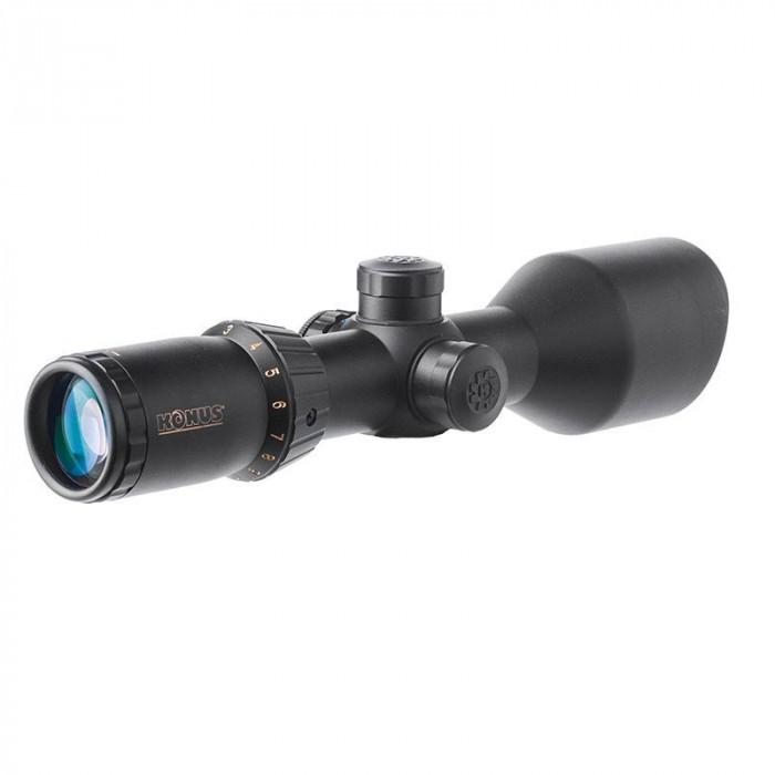 Оптический прицел Konus KonusPro T-30 3-12x50 Mil-Dot IR