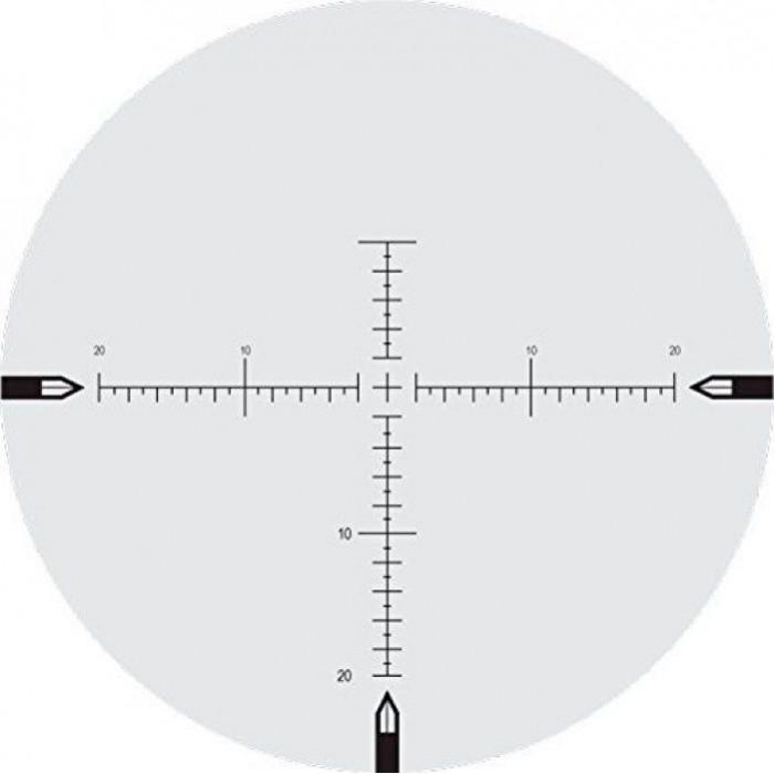 Оптический прицел Nightforce ATACR 5-25x56 F1 ZeroS 0.250 MOA сетка MOAR с подсветкой