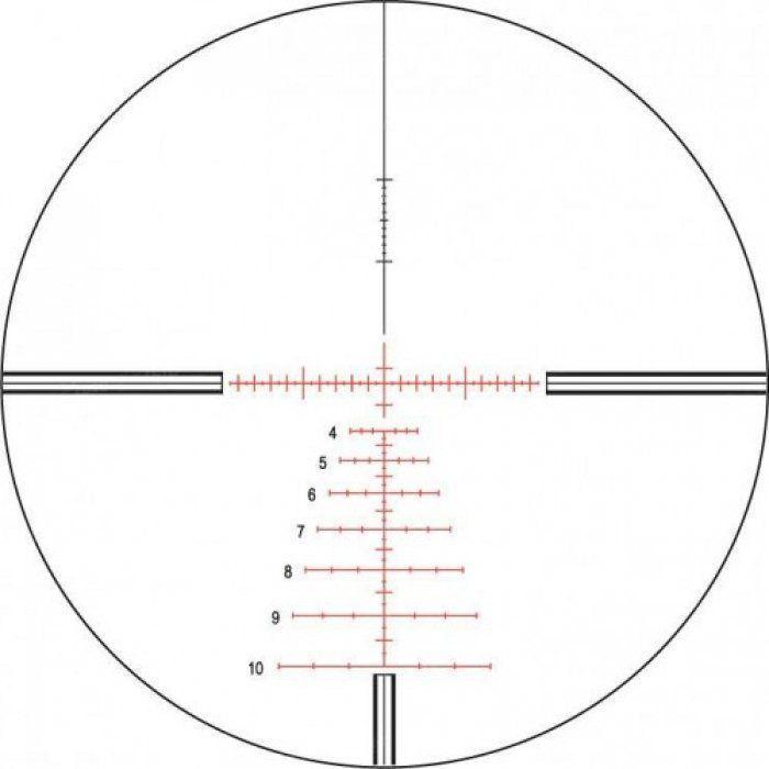 Оптический прицел Nightforce NXS 3.5-15x50 F1 ZeroS 0.250 MOA сетка NP-RF1 с подсветкой