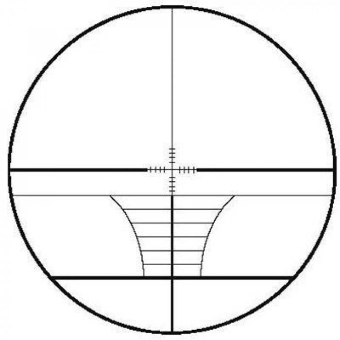 Оптический прицел Sturman 3-9x40E