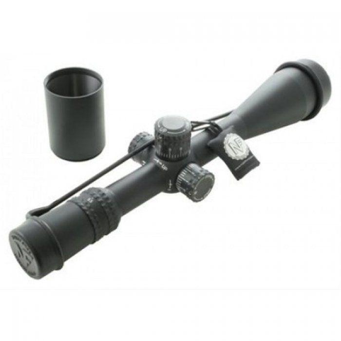Оптический прицел Nightforce NXS 5.5-22x56 F2 0.250 MOA сетка MOAR с подсветкой