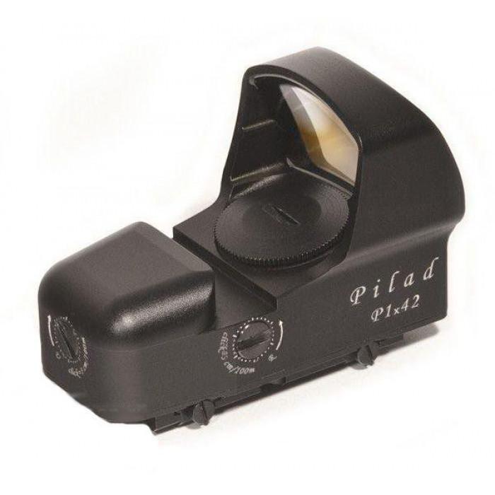 Коллиматорный прицел Pilad P 1x42 Weaver