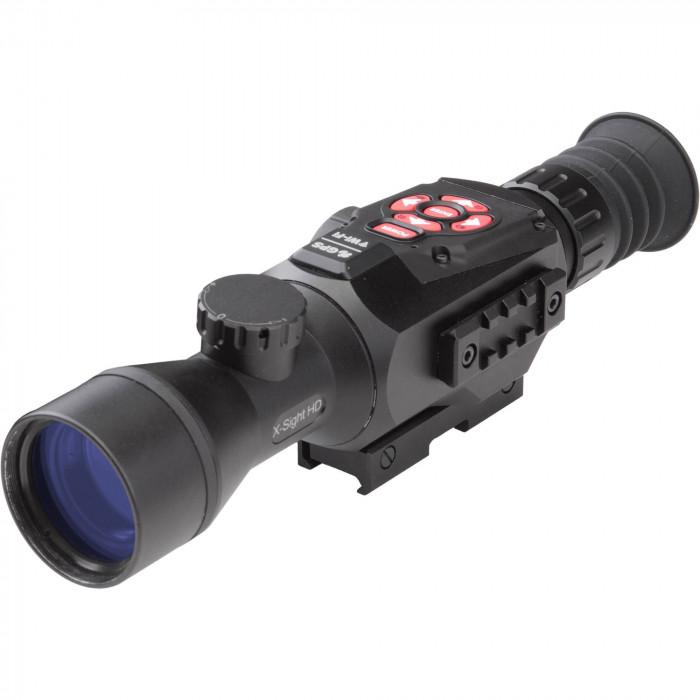 Цифровой прицел ночного видения ATN X-Sight II HD 3-14x США