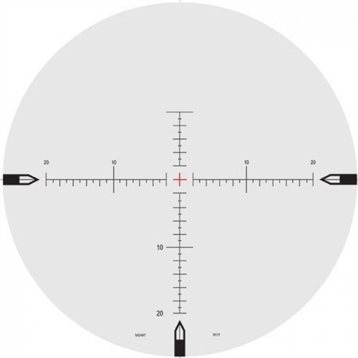 Оптический прицел Nightforce NXS 8-32x56 F2 ZeroS 0.250 MOA сетка MOAR-T с подсветкой