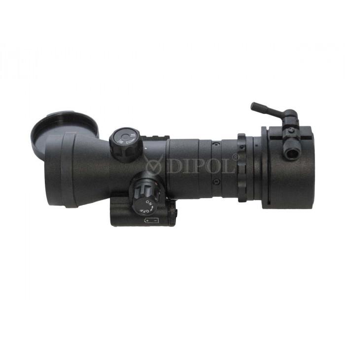 Ночная насадка на оптический прицел Dipol DN34
