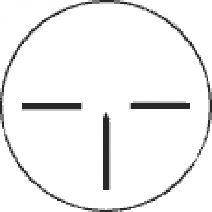 Оптический прицел Пилад PV 2-10х48 (крест)
