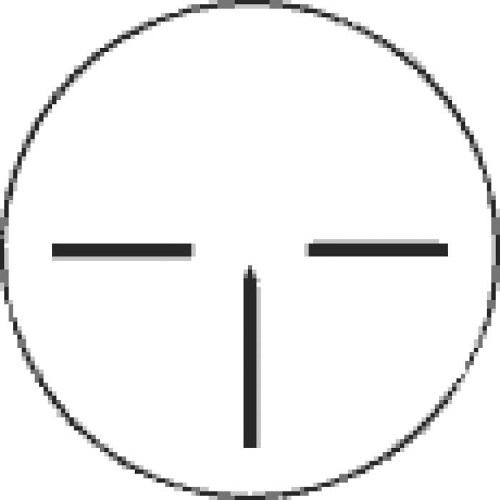 Оптический прицел Пилад 8х48 полукрест