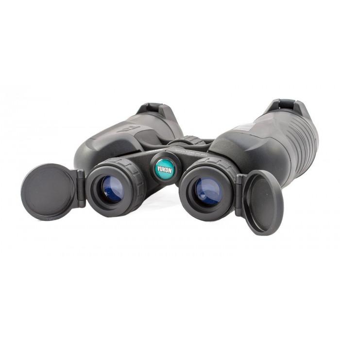 Бинокль YUKON Pro 10x50 WA Светофильтры