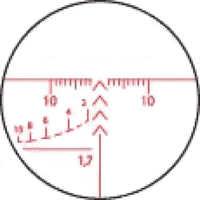 Прицельный комплекс ПОСП 6х42 В с ЛЦУ-ОМ (ЭСТ)