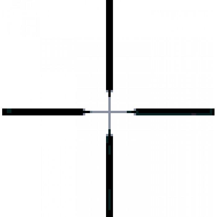 Оптический прицел Пилад 4х32 полный крест